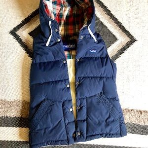 NWOT Penfield Down Puffer Vest